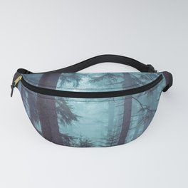 In the Pines (Vertical) Fanny Pack