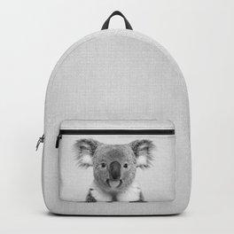 Koala 2 - Black & White Backpack