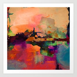 C-art 2 Art Print