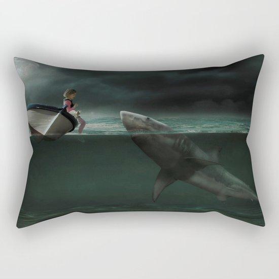 Unusual Friend Rectangular Pillow