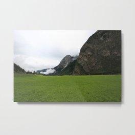 tirol alps Metal Print