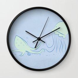 Knucks Wall Clock
