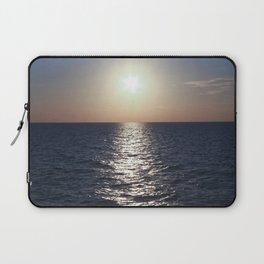 Sunset, Santorini Laptop Sleeve