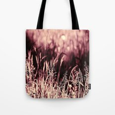 How much greener the grass is with those rose tinted glasses...  Tote Bag