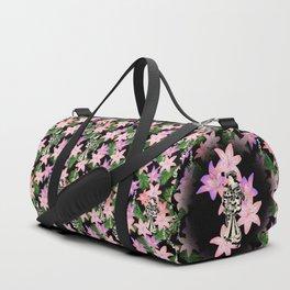 JAPANESE tropical Duffle Bag