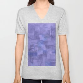 Almost Blue Unisex V-Neck