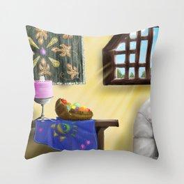 La Cucina Throw Pillow