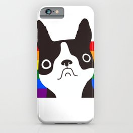 Rainbow Doggy iPhone Case