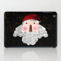 santa iPad Cases featuring Santa  by Inmyfantasia