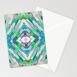 Heart to heart Stationery Cards