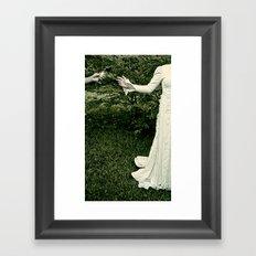 Madam Framed Art Print
