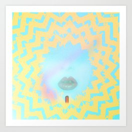 cyberfree93 Art Print