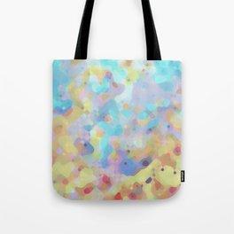 electron //1c nebula Tote Bag