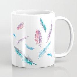 Fantasy Feathers Coffee Mug