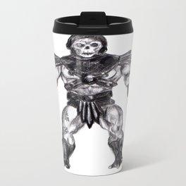Skeletor Metal Travel Mug