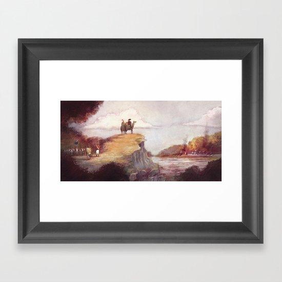 Eighteen-twelve - Niagara Framed Art Print