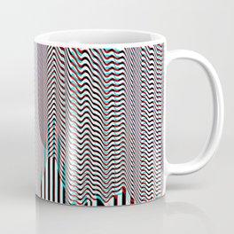 distortion Coffee Mug