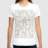 broken T-shirts featuring Broken by Ericaphant