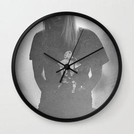 Crywolf Wall Clock