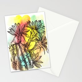 Plant Series: Desert Cactus Stationery Cards