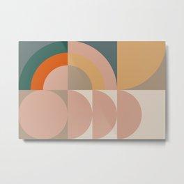 Contemporary 52 Metal Print