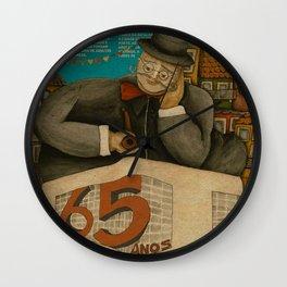 Batalha Cinema 65th anniversary Wall Clock