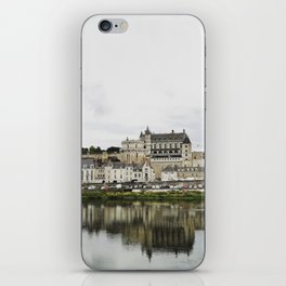Amboise from the river iPhone Skin