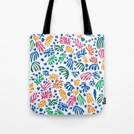 Matisse Colorful Pattern #1 Tote Bag