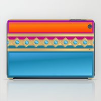 decorative iPad Cases featuring Decorative by elledeegee