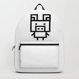 Block Piglet Backpack