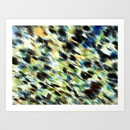 Subconscious Salad Art Print