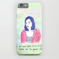 April Ludgate 2 Slim Case iPhone 6s