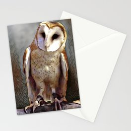 Owl Magic Stationery Cards