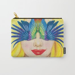 Paradis Bird Carry-All Pouch