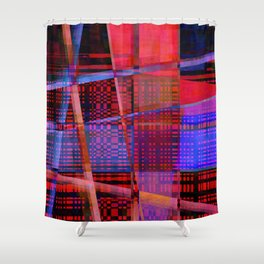 Grants, NM Shower Curtain