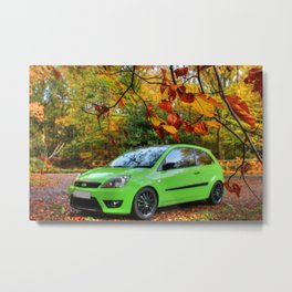 What I love the most Metal Print