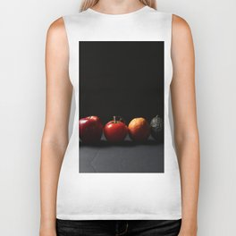 Pear Apple Tomato Orange Avocado Biker Tank