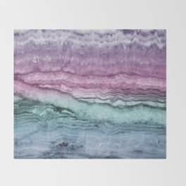 Mystic Stone Serenity Dream Throw Blanket