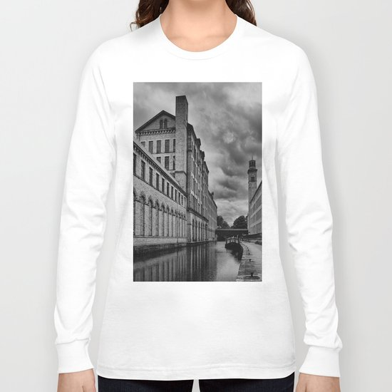 Yorkshire Mills Long Sleeve T-shirt