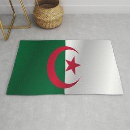 Flag of Algeria Rug