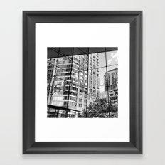 Lincoln Center Framed Art Print