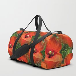 Poppy Power Duffle Bag