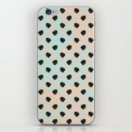 Mini Monstera Theme iPhone Skin