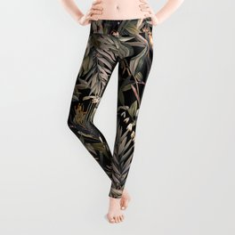 Midnight Garden X Leggings