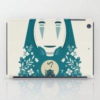 spirited away iPad Cases featuring Spirited by Duke Dastardly