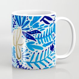 As If – Navy & Gold Coffee Mug