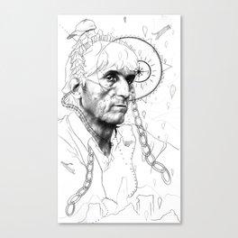 HDS Canvas Print