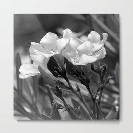 Flowerage Metal Print