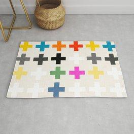 Crosses II Rug