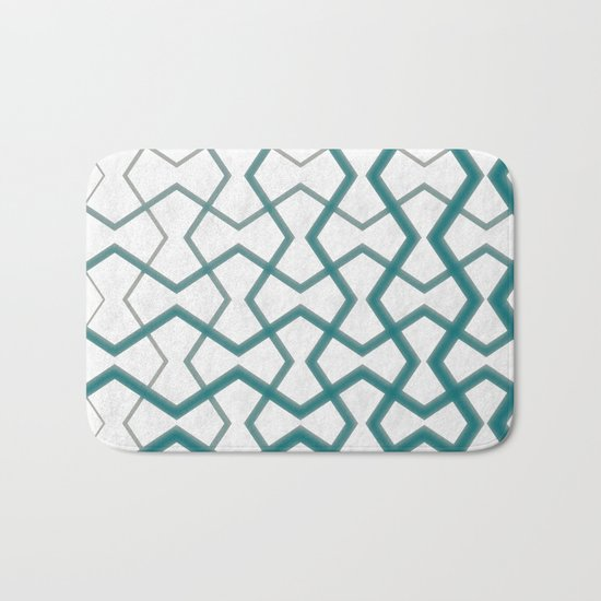 Biscay Bay Under Marble Tiles Bath Mat